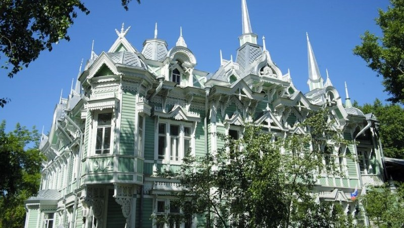 The Emerald City House